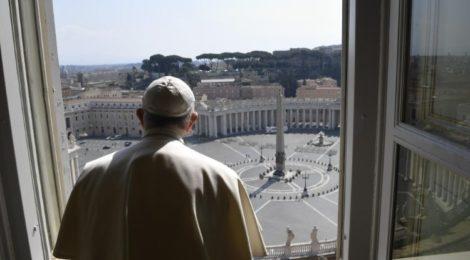 Papież _Plac świetego Piotra
